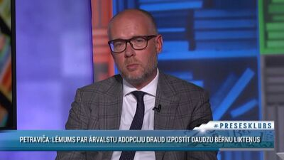 Cers: Ja bērnu ilgstoši neadoptē Latvijā, neredzu šķēršļus adopcijai uz ārvalstīm
