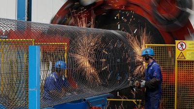 """""""Nord Stream 2"""" -  projekts, kurā sastopas Krievijas un lielo kompāniju alkatība"""