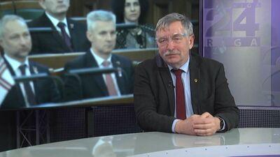 Indriķis Muižnieks: Vērtēju valdību mazliet virs četri