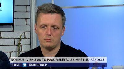 Edgars Jaunups par protesta elektorātu