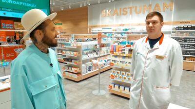 Ko dara farmaceita asistents?