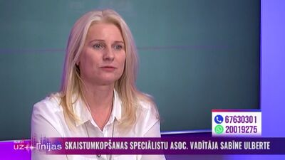 Skaistumkopšanas speciālistu asociācijas vadītāja par emocionālo tikšanos ar veselības ministri