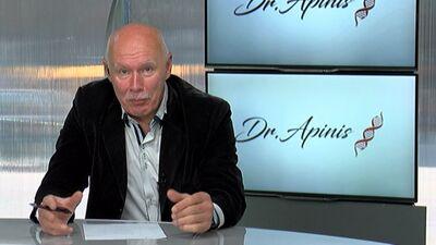 05.06.2020 Dr. Apinis. Akadēmiskās sarunas par medicīnu
