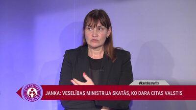 Janka: Salīdzinot ar citām Eiropas valstīm, tur individuālo līdzekļu lietošana ir daudz apzinīgāka