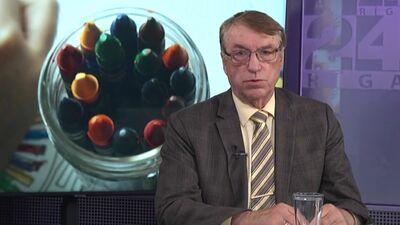 Ivars Kalviņš par lēmumu 7.-12. klasēm pēc rudens brīvlaika mācības turpināt attālināti