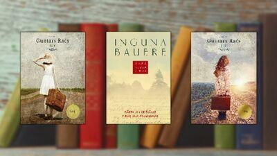 Grāmatas, ko iesaka Dace Priede