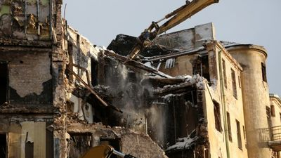 Burovs: Kalnciema ielas graustu ir jādemontē drošības dēļ