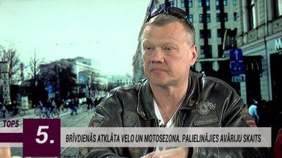 Arnis Blodons: Latvija ir motobraucēju nācija!