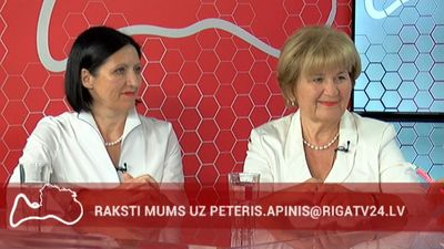 03.09.2018 Ārsts.lv kopā ar ārstu Pēteri Apini