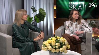 Jolanta Gulbe-Paškeviča par šī brīža sajūtām: Es jūtos daudz labāk, kā savā jaunībā
