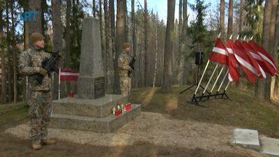Rēzeknes novadā piemin Latgales atbrīvošanas simtgadi
