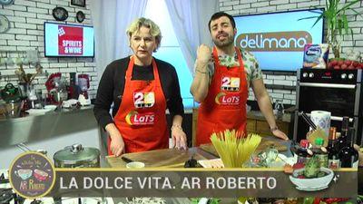 21.04.2017 La Dolce Vita. Ar Roberto 2. daļa