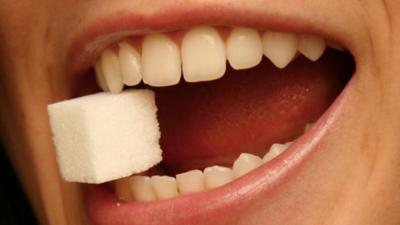 Zobu bieds - cukurs!