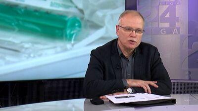 Valdis Keris par vakcināciju pret Covid-19
