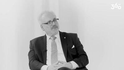 Kas Egilam Levitam traucēja, ieņemot Latvijas prezidenta amatu?