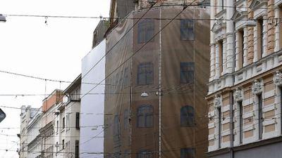 Graustu jautājumā pretinieks ir namu sliktais stāvoklis, pauž Burovs