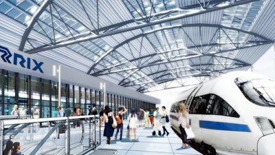 """""""Rail Baltica"""" maršrutam būs liela nozīme, uzskata Timrots"""