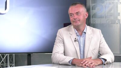 Pēteris Strautiņš: Algots darbs ir aplikts ar pārāk lieliem nodokļiem
