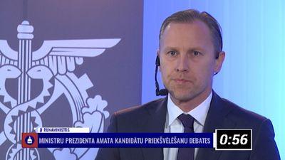"""Noskaties, ko A. Gobzems (""""KPV LV"""") plāno paveikt nākamās valdības laikā"""