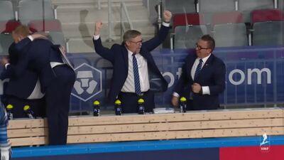 Spilgtākie momenti: Somija pret Vāciju