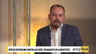 IT drošības eksperts Kirils Solovjovs par E-Saeimas izstrādi