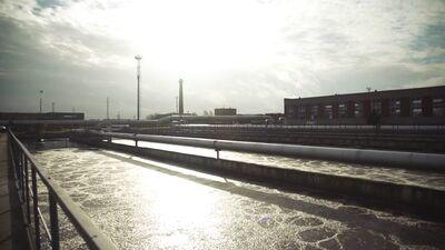 Kā notiek Rīgas notekūdeņu attīrīšana?