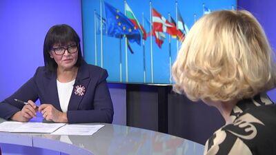 Dace Melbārde stāsta par ES atbalsta iespējām radošajam un kultūras sektoram
