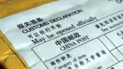 Vai šobrīd saņemt paciņas no Ķīnas ir droši?