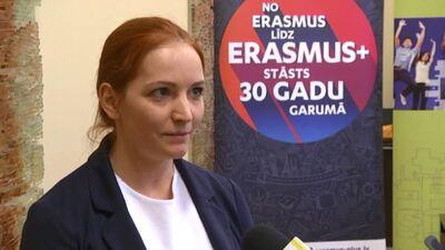 No 10. līdz 12. oktobrim Latvijā norisināsies Erasmus dienas
