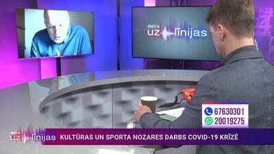 Ivars Puga par PČ hokejā rīkošanu: Situācija ir tik stulba