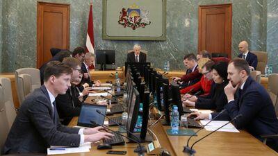 Melbārde: Valdība regulāri bijusi situācija, kad likuma izpildei nav pietiekama finansējuma