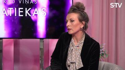 Kāpēc Kristīne Balode tik atklāti spēj runāt par seksualitāti?