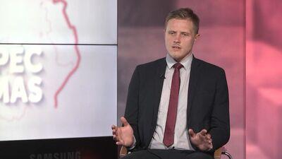 Jānis Dombrava neizslēdz iespēju, ka Ventspilī varētu būt atkārtotas vēlēšanas