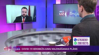 Ekonomikas ministrs par valdības darbu krīzes laikā