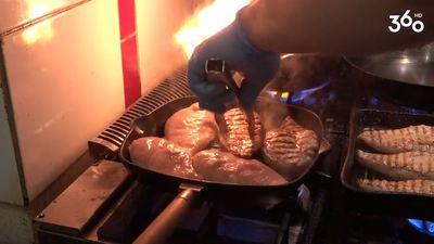 Kā pagatavot gardu un sulīgu vistas fileju?
