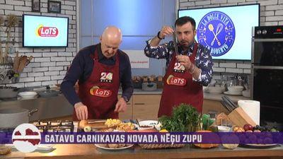 Kā Igo Japiņš kopā ar Roberto tīrīja nēģus!