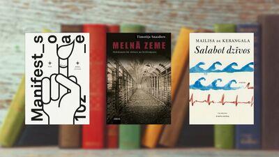 Grāmatas, ko iesaka Dina Zoldnere