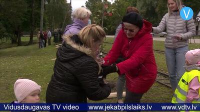 Ar Laimes koku stādīšanu Viesītē sākas Eiropas kultūras mantojuma dienas