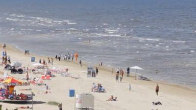 12.07.2018 Latvijas jūras piekrastē palielinājies cilvēka radīts piesārņojums