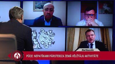 Smiltēns par zemo vēlētāju aktivitāti: Sabiedrībā ir zināma vilšanās politiķos