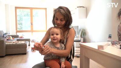 Kā rūpēties par mazuļa un savu ādu sākoties aukstajam laikam?