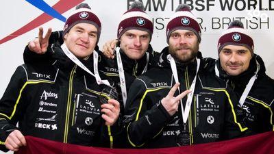 Latvijas bobsleja Oskaru ceremonija!