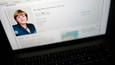 Vācijā aizturēts iespējamais politiķu personīgo datu nopludinātājs