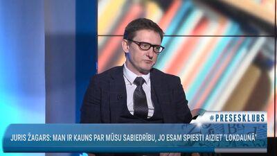 Jurģis Liepnieks par pašreizējo valsts tēlu ārpus Latvijas