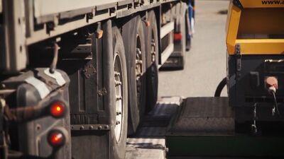 Mežizstrādātāju transportlīdzekļu tehniskais stāvoklis uz Latvijas ceļiem