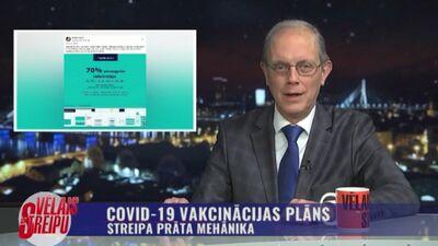 Streipa prāta mehānika: Covid-19 vakcinācijas plāns