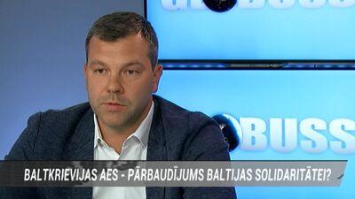 Samtiņš: Ja aizvērsim ciet tirgu, Baltkrievija pacels cenas