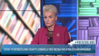 Aiva Vīksna salīdzina Covid-19 situāciju Latvijā, Gruzijā un Spānijā