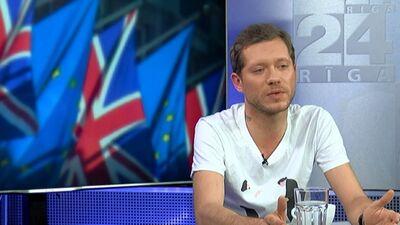 Eilands: Piedzīvoju lielu kultūršoku, kad muzicēju latviešiem Anglijā