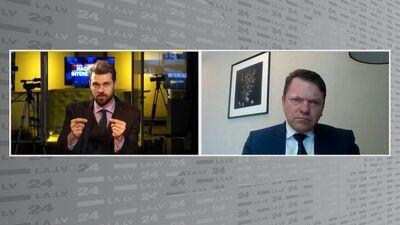 Edvīns Bērziņš par tranzīta jomas attīstīšanu Latvijā